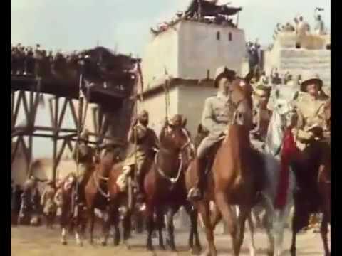 British Raj troops are welcomed in Peshawar, Northwest Frontier