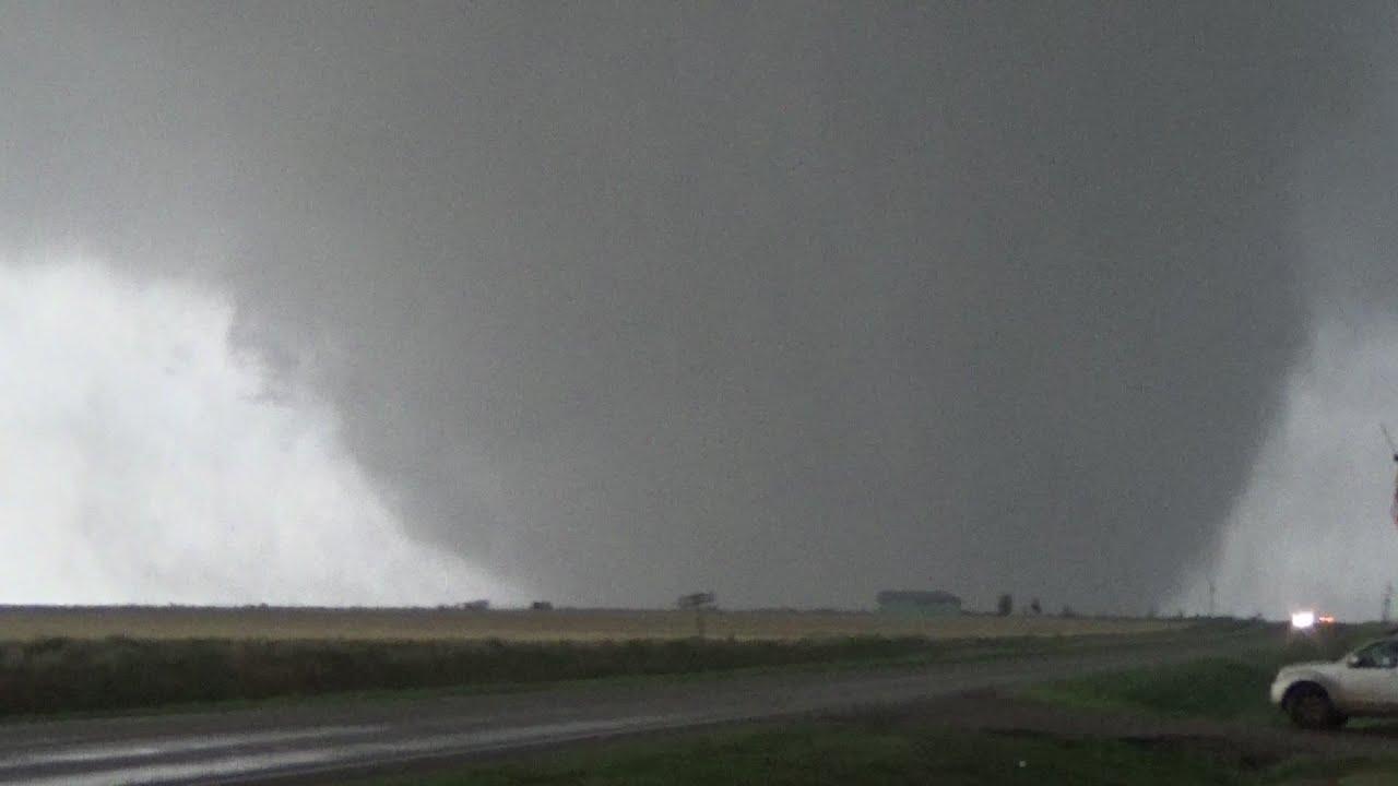 May 16, 2015 - Wedge Tornado In Elmer, OK - YouTube