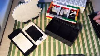 LEGO iPhone 3GS-полная распаковка (LEGOSTORE #5)
