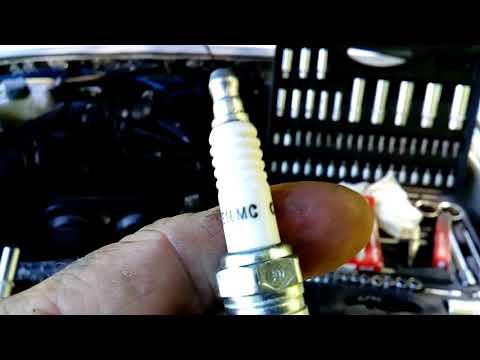 Gaz-31105 Крайслер Свечи после 30тыс.пробега.👍