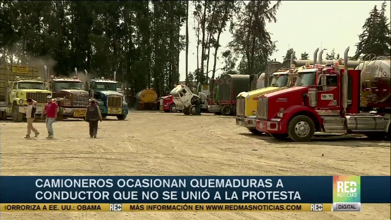 Perfecto Ejemplos De Camionero Camionero Embellecimiento - Colección ...