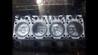 видео Техобслуживание двигателя КАМАЗ, запчасти и двигатель КАМАЗ