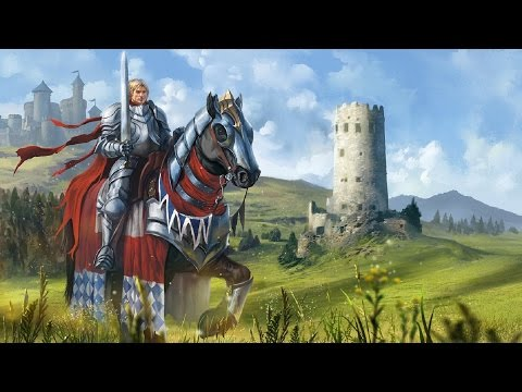 1 Hour of Medieval RPG Music & Game Music