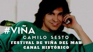 Camilo Sesto (en Vivo) - Dónde estés, con quién estés - Festival de Viña 2004  #VIÑA