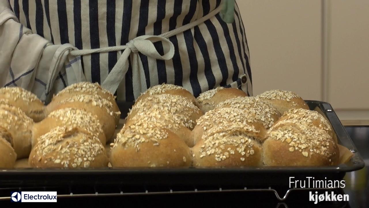 dampovn brød