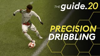 The most SIMPLE & EFFECTIVE Dribbling Technique in FIFA 20! | PRECISION DRIBBLING FIFA 20 Tutorial