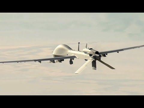 Gray Eagle - General Atomics promo video