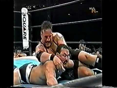 Don Frye vs Scott Norton (NJPW - 05.05.2001)