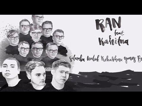 RAN ft Kahitna - Salamku Untuk Kekasihmu Yang Baru - akustik karaoke - lirik - lyric - cover