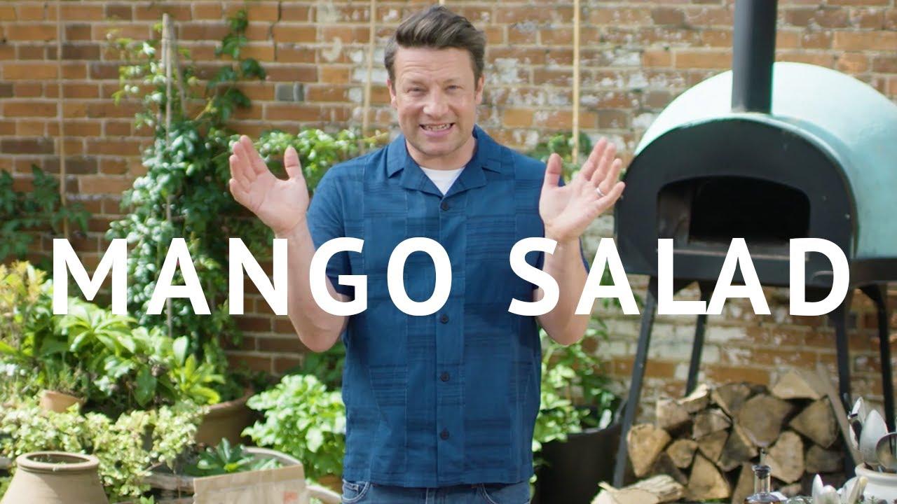 Mango Salad   Jamie Oliver