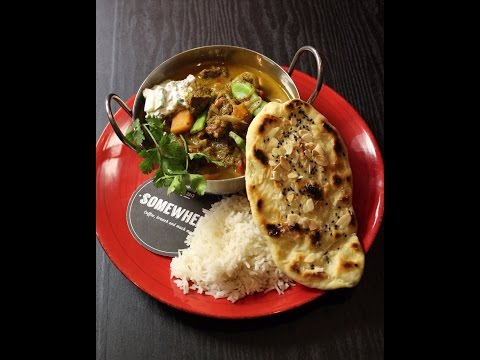 Balti de Inglaterra (Birmingham) by Somewhere cafe