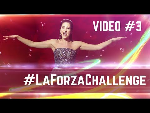 Elina Nechayeva's La Forza Challenge #3 (Eurovision Song Contest 2018)