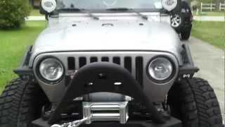 My 2000 Jeep Wrangler TJ