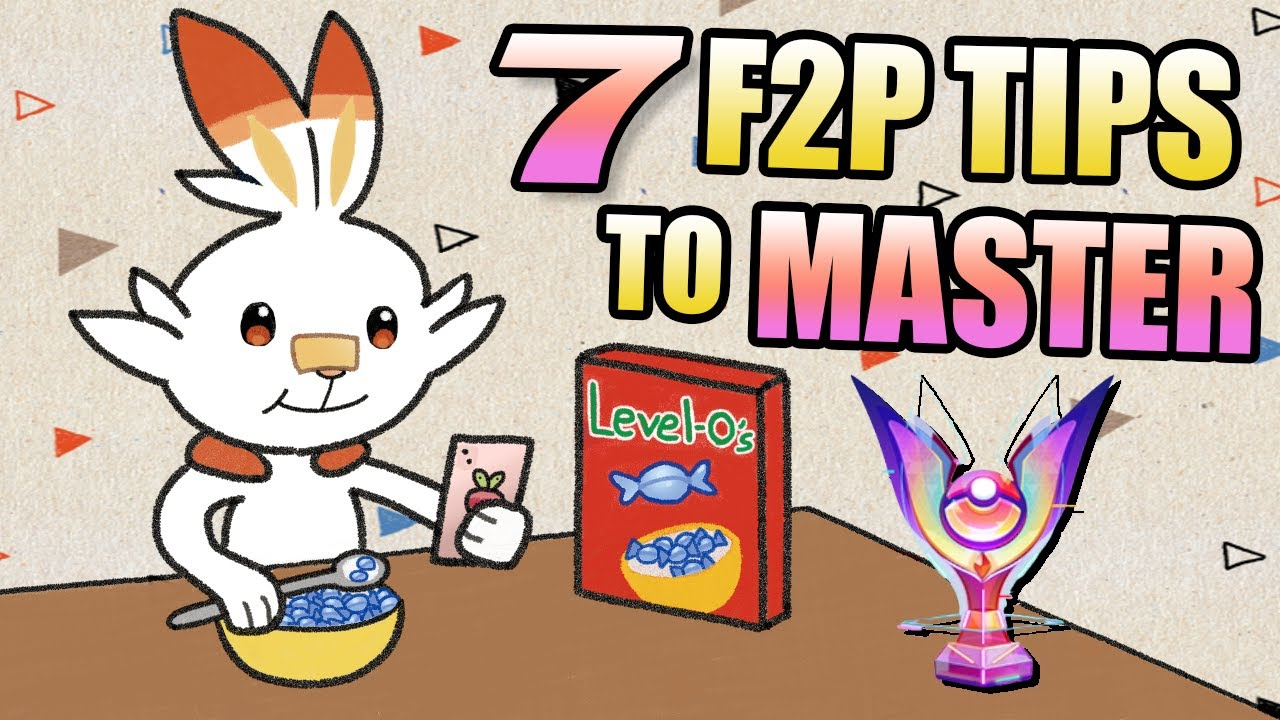 Download 7 Tips to Reaching Master Rank in Pokemon Unite