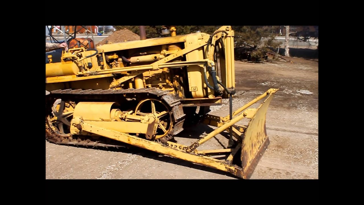 1944 Caterpillar D2 dozer for sale | sold at auction March 28, 2013