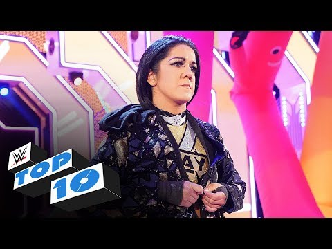 Top 10 Friday Night SmackDown moments: WWE Top 10, October 11, 2019