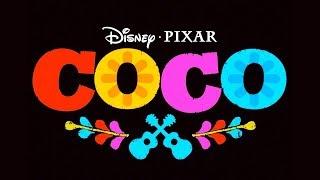 Coco Soundtrack Tracklist Disney / Pixar 2017