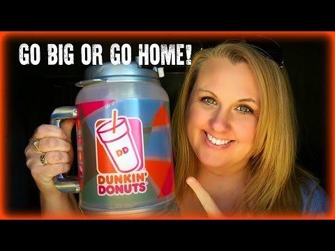 GO BIG OR GO HOME!!! VLOG #184