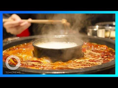 Makan hotpot bareng, 2 pria sakit dan beberapa hal terjadi di kota Panda - TomoNews