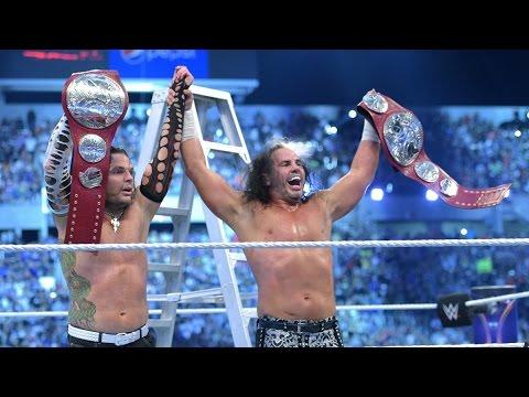 Wwe : WrestleMania Theme Song : Greenlight