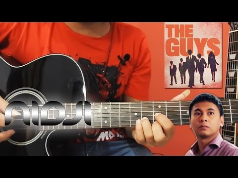 Tutorial Gitar Chord & Strumming Nidji - Bila Bersamamu (OST The Guys)