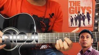 Tutorial Gitar Chord & Strumming Nidji - Bila Bersamamu  Ost The Guys