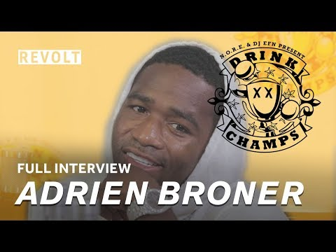 Adrien Broner | Drink Champs (Full Episode)