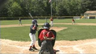 Acton Boxborough Youth Baseball Inter league Minor A Game 1 6/1/13