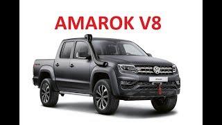 Volkswagen Amarok SWAP V8