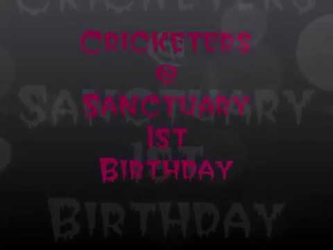 cricketers @ sanctuary 1st birthday dj desire
