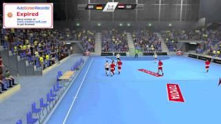 Handball WM 2013 LET
