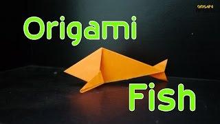 Origami Fish:how To Make Origami Fish (by Origami Artists)