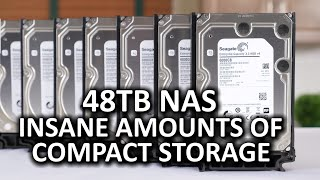 Insane Compact NAS 2014 - 48TB of Network-attached Storage