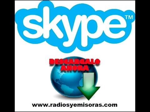Como Instalar y Descargar Skype Para Windows, Android HD