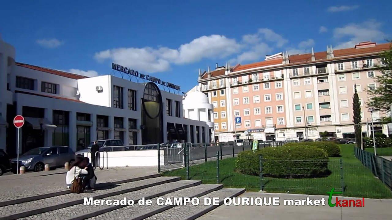 campo de ourique lisboa mapa Lisboa, CAMPO DE OURIQUE   YouTube campo de ourique lisboa mapa