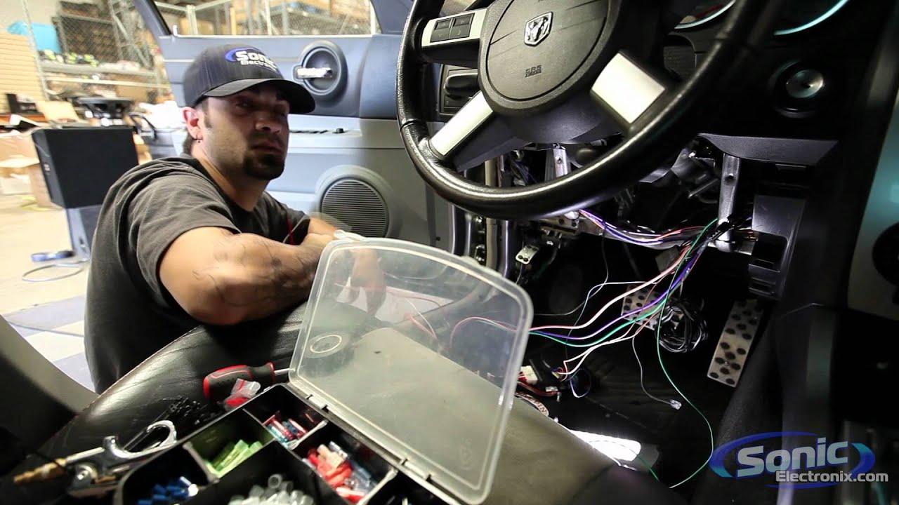 Dodge Ram Alarm Wiring