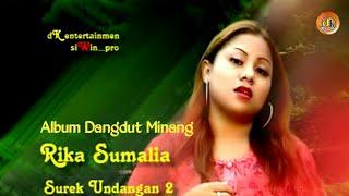 Rika Sumalia - Surek Undangan 2 (Album. Dangdut Minang)