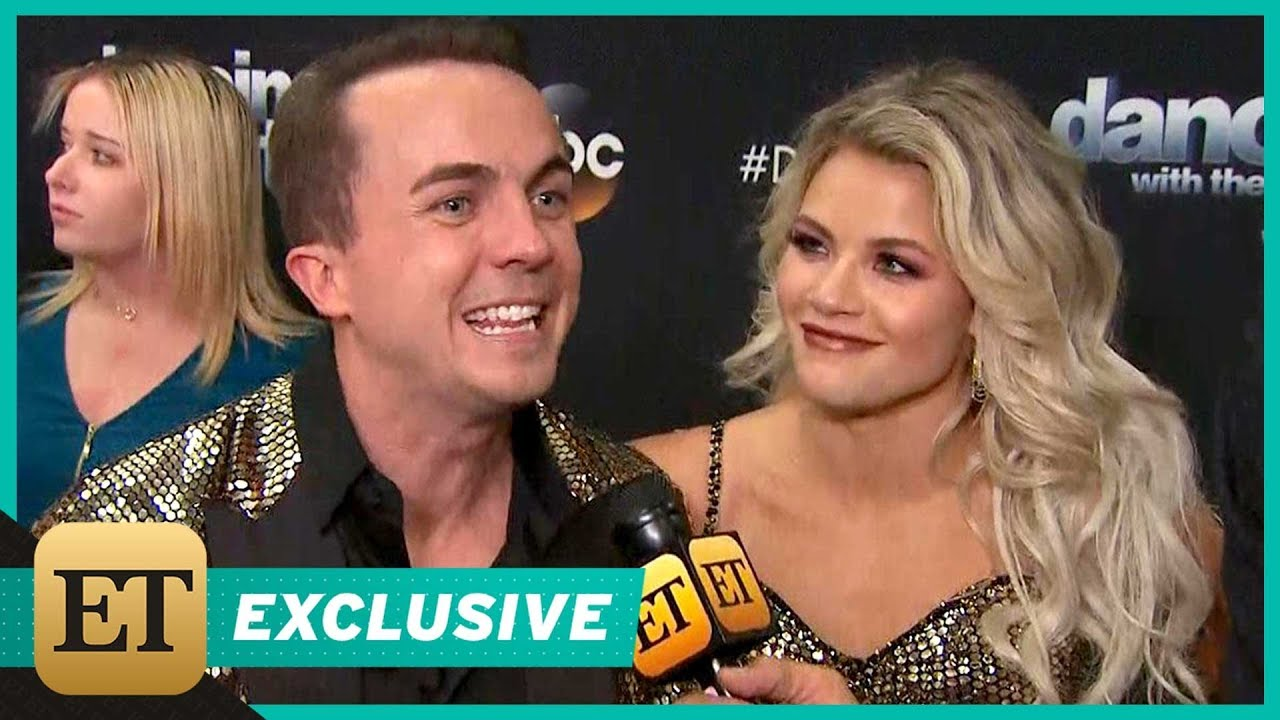 Is Frankie Muniz Gay Best exclusive: frankie muniz on topping the 'dwts' leader board in