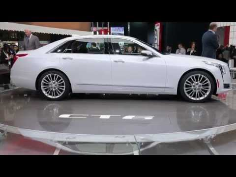 2016 cadillac ct6 video preview. Black Bedroom Furniture Sets. Home Design Ideas