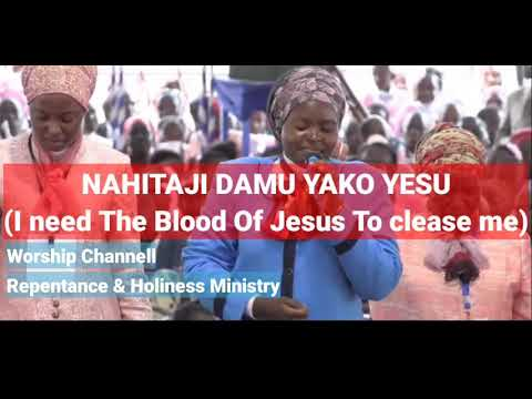 Download NINAHITAJI DAMU YAKO YESU