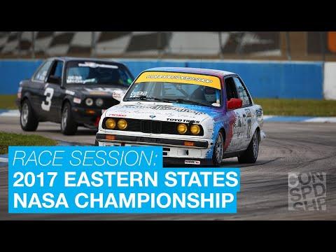 CONSPDSHP - 2017 SPEC E30 NASA Eastern States Championships Race - Carlos Mendez