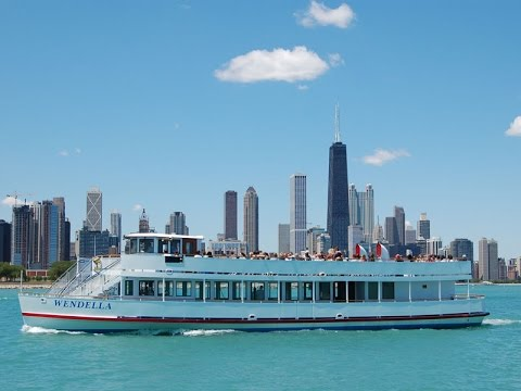 Wendella's Boats: Chicago River And Lake Tour