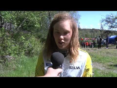 """Tove andraplatsen i Halden: """"Bra lopp - förutom en kontroll"""""""