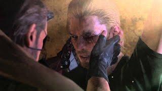 Metal Gear Solid V - Kaz Reunion Cutscene