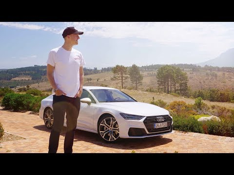 This Is Why I Went To South Africa! New Audi A7 Sportback