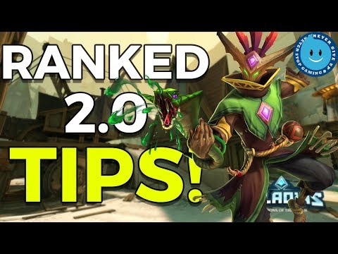 RAYNDAY'S RANKED 2.0 TIPS! | Mal'Damba Ranked Gameplay and Loadout! (Placement Game 5)