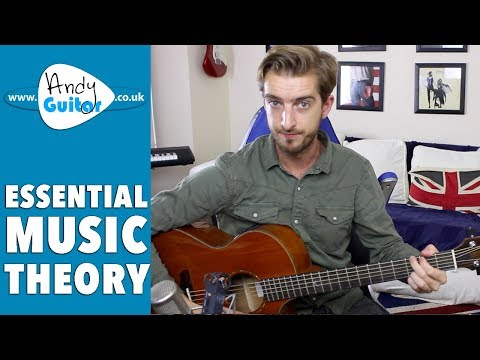 Why do some chords go together well? Guitar Chord Music Theory