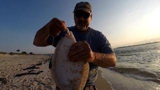 DOUBLE FUN Beach & Inlet Flounder Fishing - DOUBLE GULP - DOUBLE FLUKE - DOUBLE COVERAGE