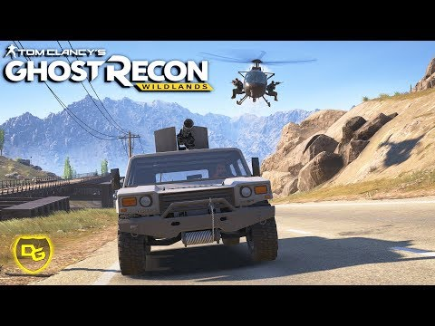 « ANGRIFF! » - GHOST RECON WILDLANDS #27  - Deutsch - Tom Clancys Ghost Recon Wildlands