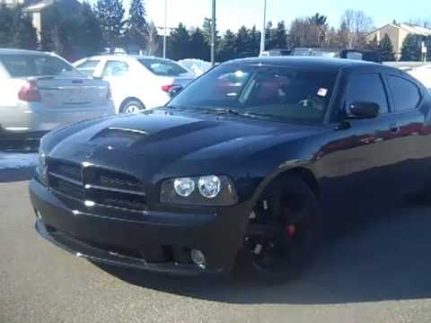 Blacked Out 06 Dodge Charger Srt8 Hemi Youtube